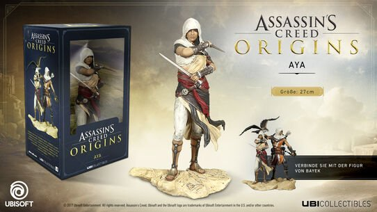 Assassin's Creed® Origins: Aya, , large