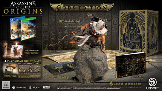 Assassin's Creed® Origins - Gods Edition, , large