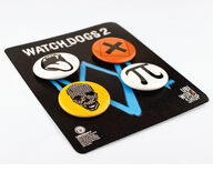 Watch_Dogs 2 - Pins Set 1, , large