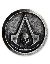Assassin's Creed IV - Black Flag Official Pin, , large