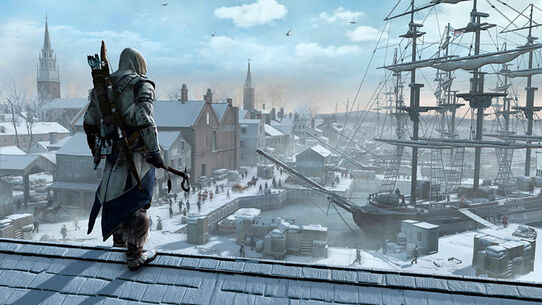 Assassin's Creed III, , large