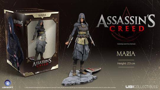 Assassin's Creed Movie - Maria figurine, , large
