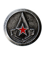 Assassin's Creed - Nikolai Orelov Official Pin, , large