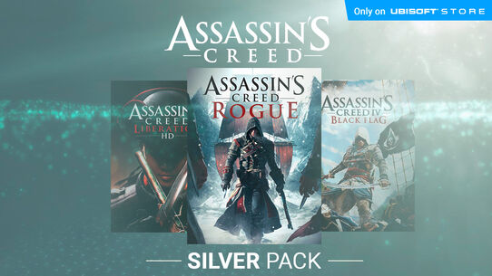 Assassin's Creed® Silver Pack, , large