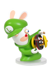 Mario + Rabbids Kingdom Battle: Rabbid Luigi 3'', , large