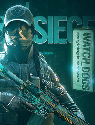 Tom Clancy's Rainbow Six Siege - Ash Watch_Dogs Set, , large