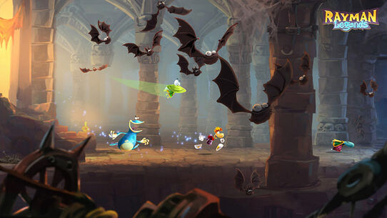 Rayman Legends, , large
