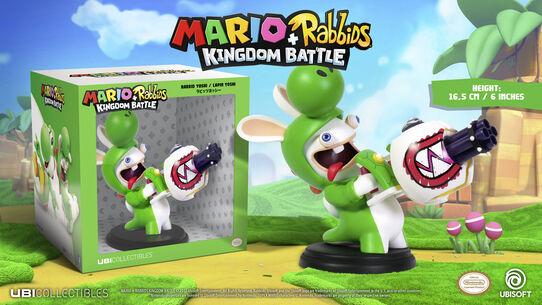Mario + Rabbids Kingdom Battle: Rabbid Yoshi 6'', , large