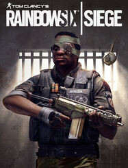 Tom Clancy's Rainbow Six Siege : Capitão Detainee Set, , large