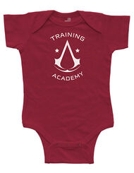 Assassin's Creed Baby Collection - Training Academy Red Onesie, , large