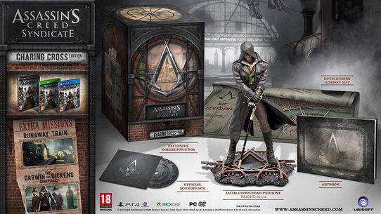 Assassin's Creed® Syndicate - Charing Cross Edition, , large