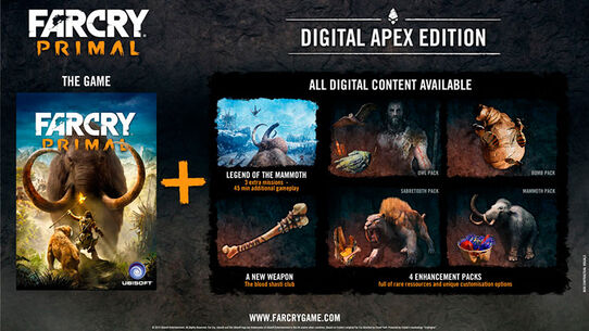 Far Cry® Primal - Digital Apex Edition, , large