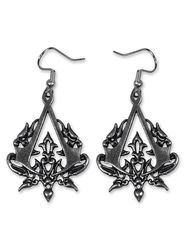 Assassin's Creed - Ottoman Crest Earrings, , large