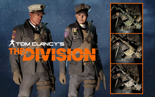 Tom Clancy The Division® Parade Pack, , large