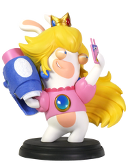 Mario + Rabbids Kingdom Battle: Rabbid Peach 6'', , large