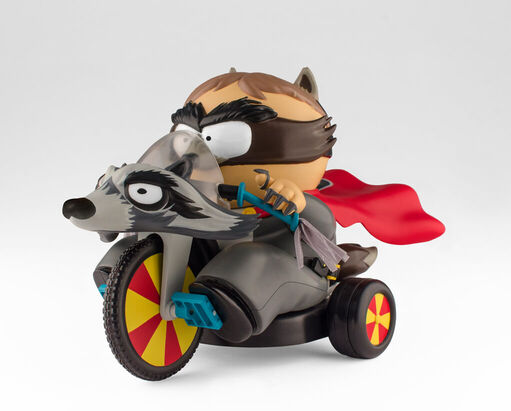 South Park™: The Fractured but Whole™ figurine - THE COON TRICYCLE, , large