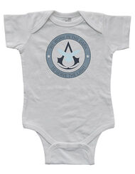 Assassin's Creed Baby Collection - Training Academy White Onesie, , large