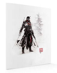 ASSASSIN'S CREED - RED LINEAGE COLLECTION : Shay Cormac, , large
