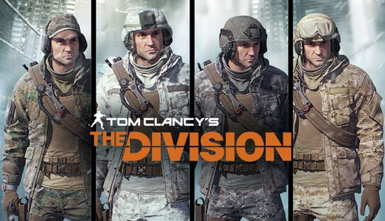 Tom Clancy's The Division™- Marine Forces Outfits Pack, , large