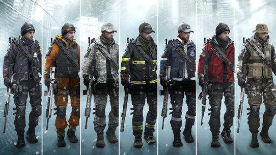 Tom Clancy's The Division™ - Frontline Outfit Pack - DLC, , large