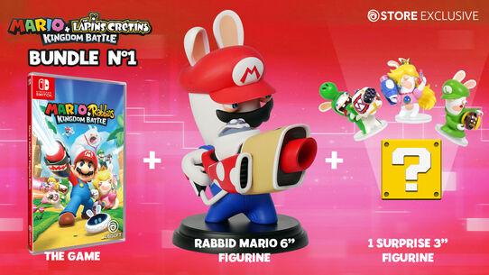 Mario + Rabbids Kingdom Battle - Mario Bundle, , large