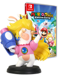 Mario + Rabbids Kingdom Battle - Peach Bundle, , large
