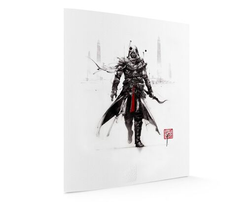 ASSASSIN'S CREED - RED LINEAGE COLLECTION : BAYEK, , large