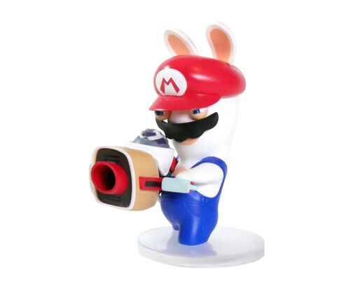 Mario + Rabbids Kingdom Battle: Rabbid Mario 3'' Figurine, , large