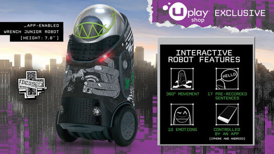 Watch_Dogs 2  Wrench Jr Robot, , large