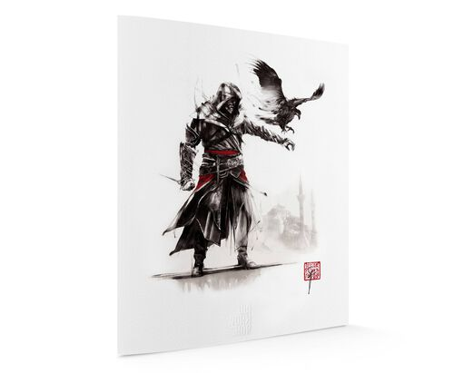 ASSASSIN'S CREED - RED LINEAGE COLLECTION : Ezio Auditore - Revelations, , large