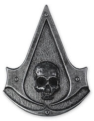 Assassin's Creed IV - Black Flag Belt Buckle, , large