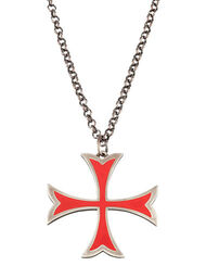 Assassin's Creed Movie - Templar Cross Necklace, , large