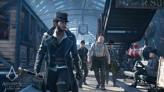 Assassin's Creed® Syndicate, , large