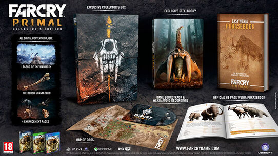 Far Cry® Primal - Collector's Edition, , large