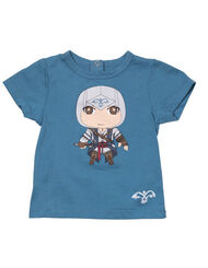 Assassin's Creed Baby Collection - Training Academy Blue T-Shirt, , large