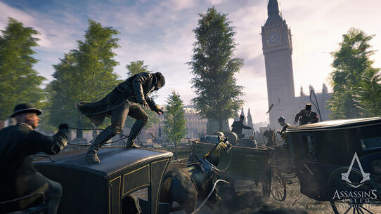 Assassin's Creed® Syndicate - Rooks Edition, , large