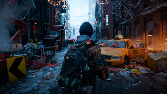 Tom Clancy's The Division™- Sleeper Agent Collector's Edition, , large