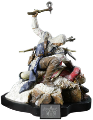 Assassin's Creed® III: Connor - The Last Breath Figurine (28 cm), , large