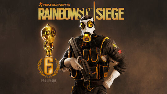 Tom Clancy's Rainbow Six® Siege: Pro League Smoke Set, , large