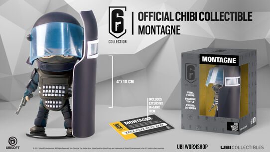 Six Collection - Montagne Figurine, , large