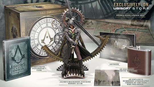 Assassin's Creed® Syndicate - Big Ben Collector's Case, , large