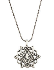 Assassin's Creed Movie - Star Amulet Silver Necklace, , large