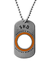 The Division - Agent ID Necklace, , large