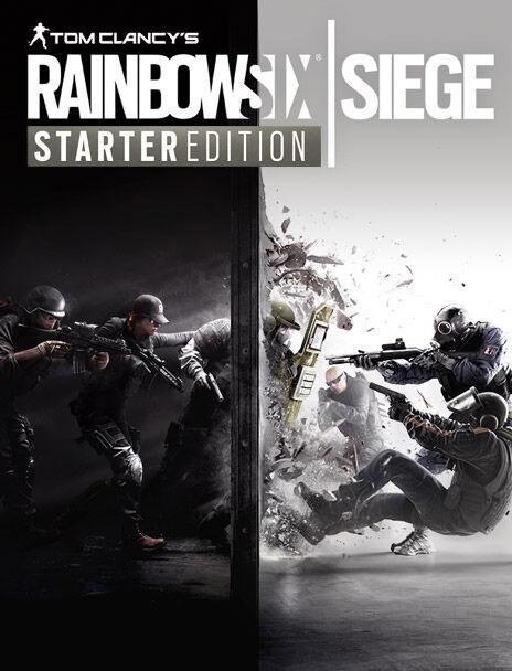 Tom Clancy's Rainbow Six Siege Starter Edition, , large