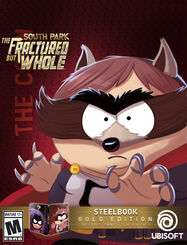 South Park™: The Fractured but Whole™ Steelbook Gold Edition, , large