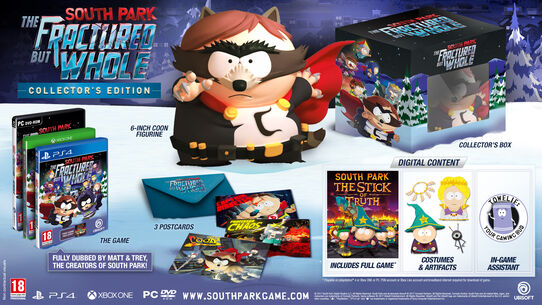 South Park™: The Fractured but Whole™ Collector's Edition, , large