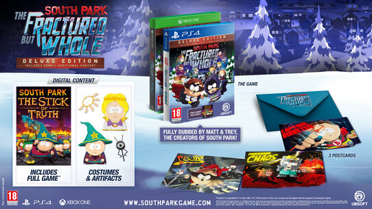 South Park™: The Fractured but Whole™ Physical Deluxe Edition, , large