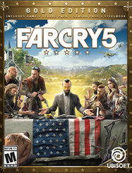 Far Cry® 5 Steelbook Gold Edition, , large