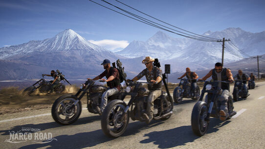 Ghost Recon® Wildlands - Narco Road, , large