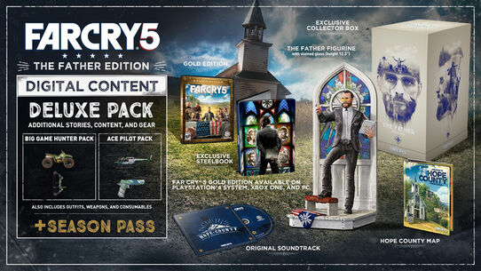 Far Cry® 5 The Father Edition, , large